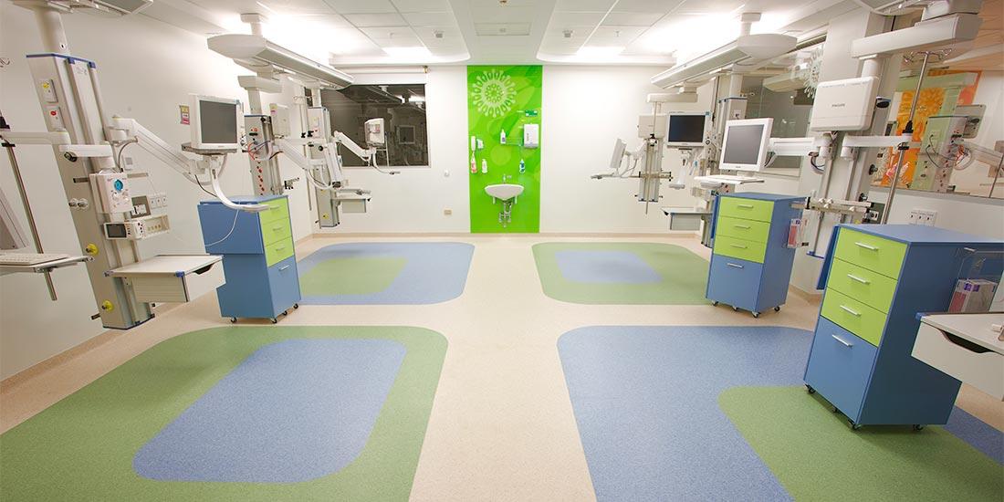 Operating ward