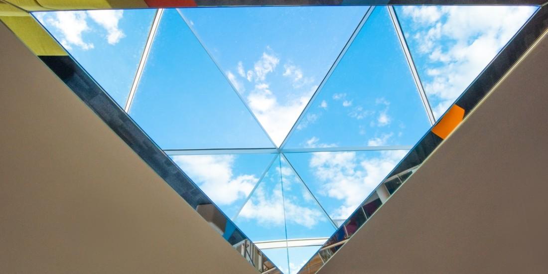 Building skylight